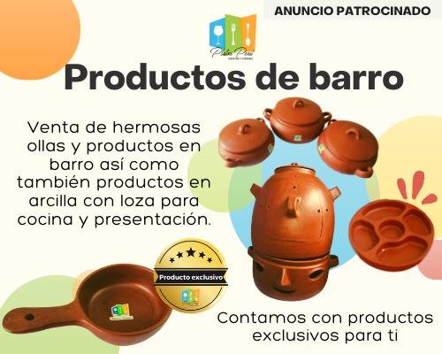 productos-de-barro-lima